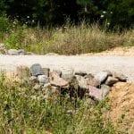 Natuurbegraafplaats wandelwegen