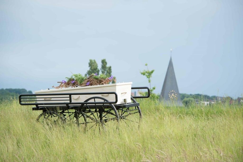 Abschied Eygelshof Naturfriedhof