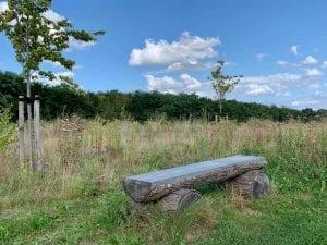 natuurbegraafplaats herdenking