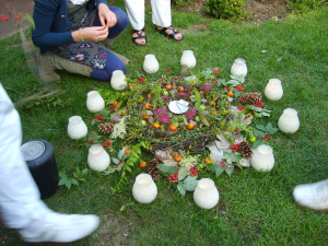 rituelen wandeling eygelshof