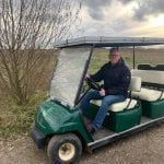 Marc Stollman golfwagen